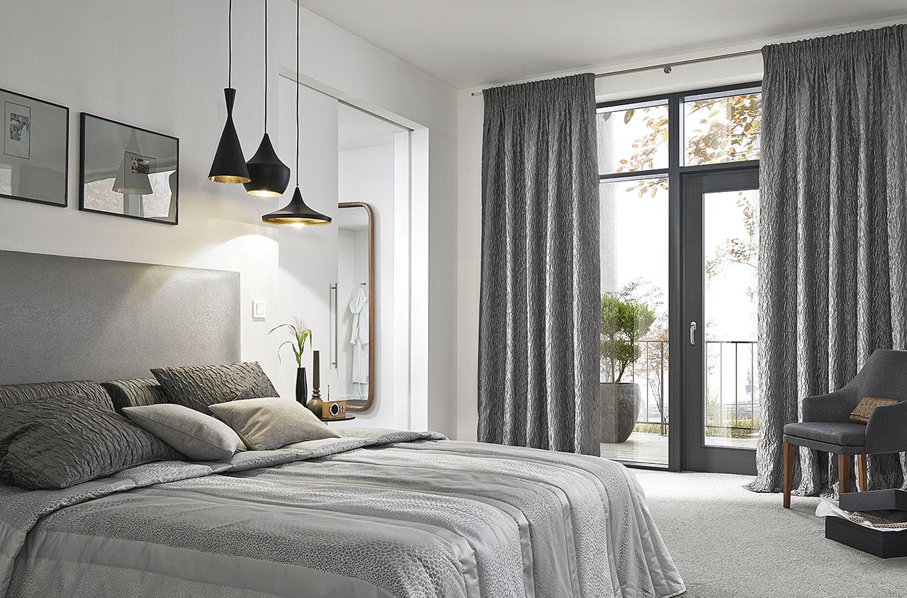 vorh nge design. Black Bedroom Furniture Sets. Home Design Ideas