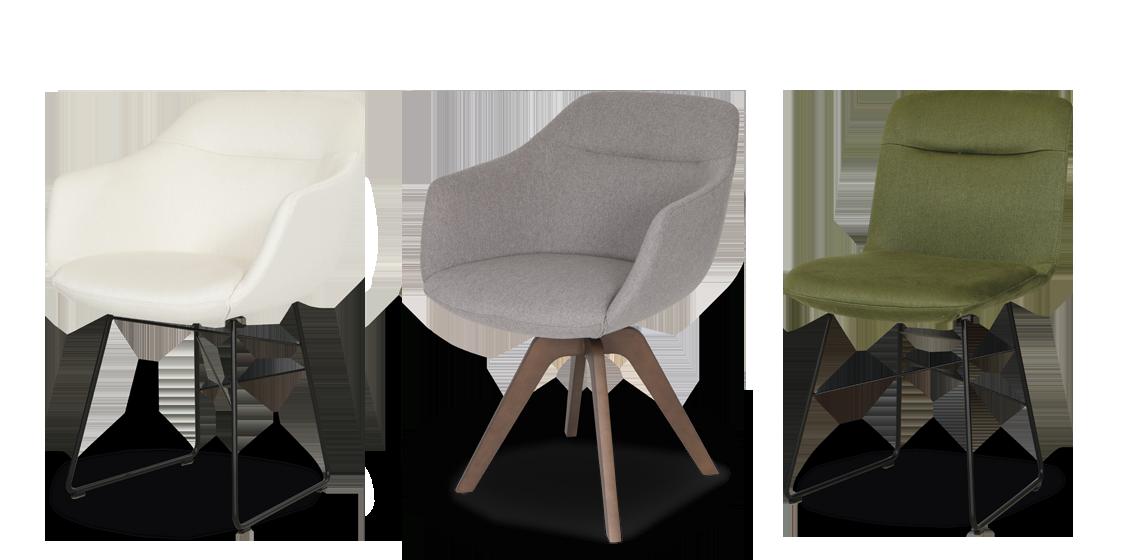 Cara bielefelder werkst tten for Draht stuhl design