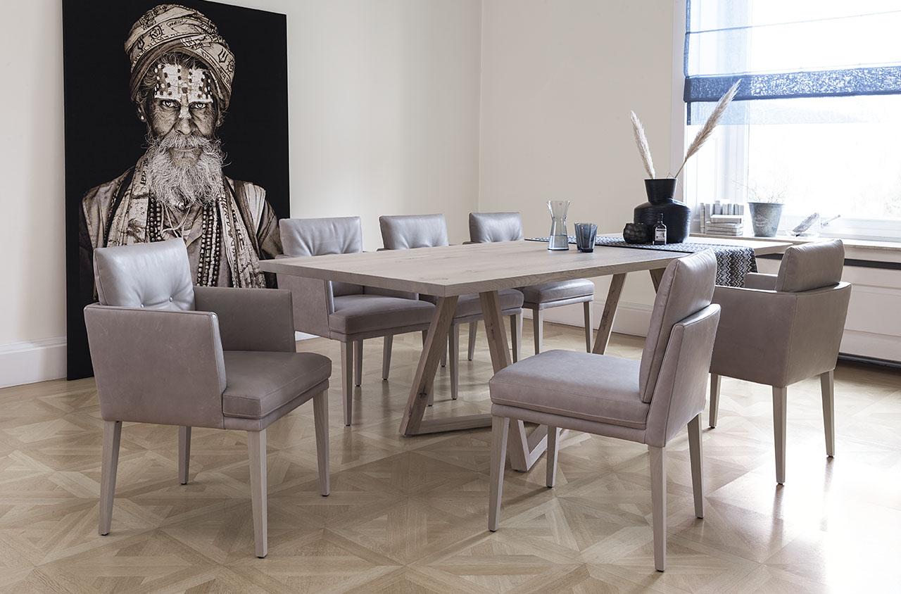 polo dining  jab furniture  jab anstoetz group - jab furniture