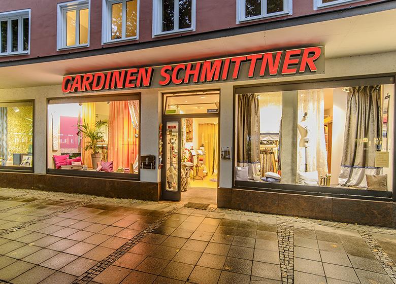 Gardinen Schmittner in München