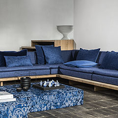 Decoration and upholstery fabrics from the brand manufacturer   JAB ...